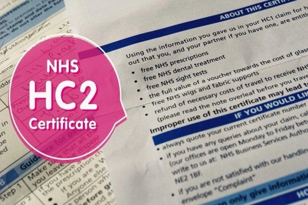 Medical Testing Hc2 Certificate